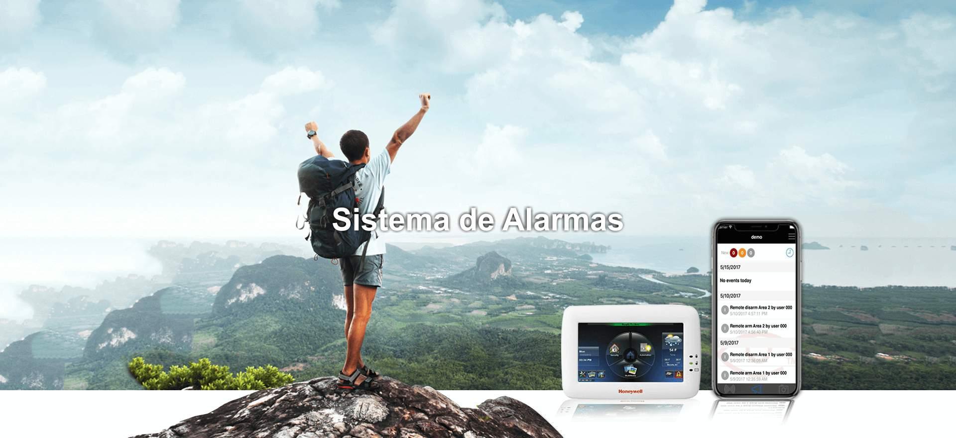 Alarmas para casa o negocio, controle desde su celular. Venta e Instalación de Alarmas de Seguridad en Lázaro Cárdenas, Michoacán e Ixtapa Zihuatanejo, Guerrero