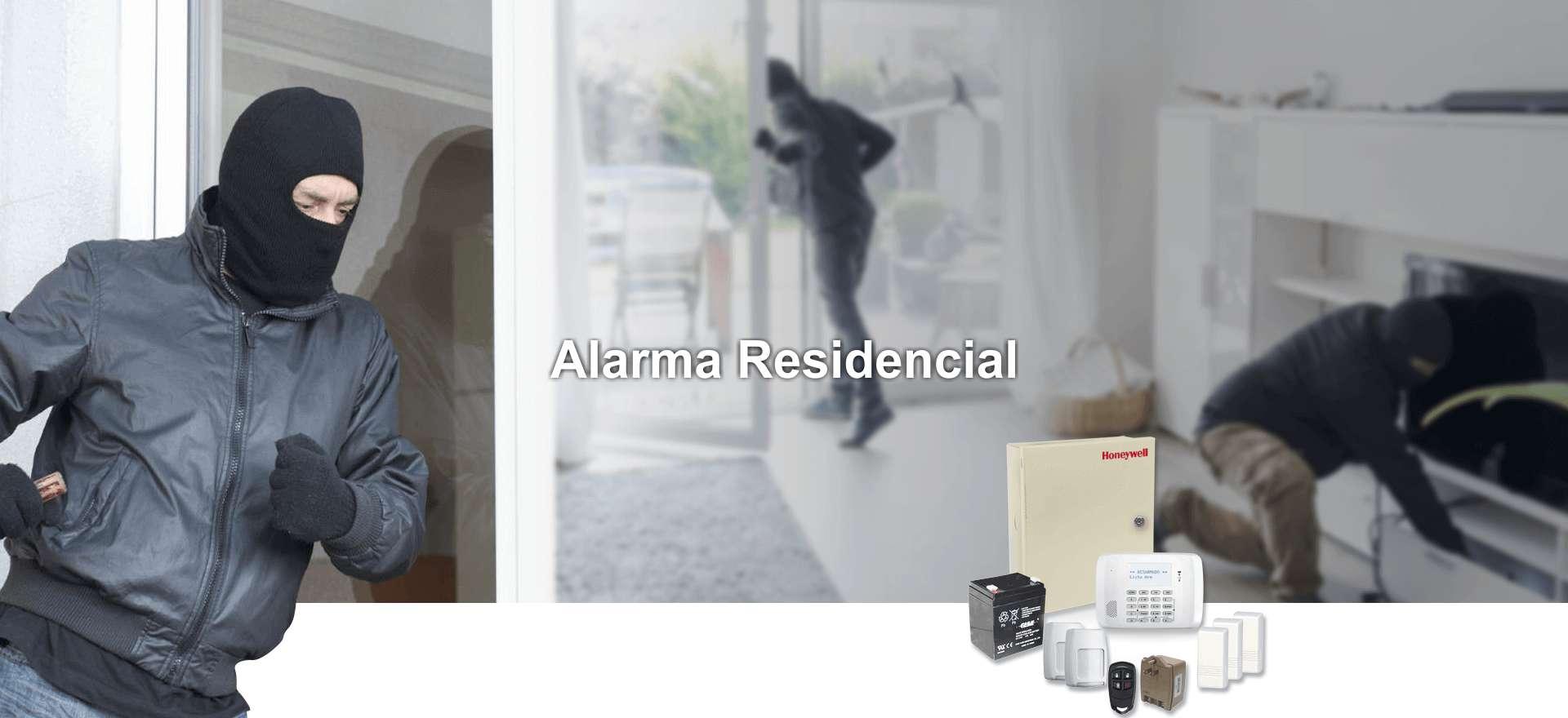 Sistema de Alarma Residencial. Alarmas para Casa Habitación en Lázaro Cárdenas, Michoacán e Ixtapa Zihuatanejo, Guerrero