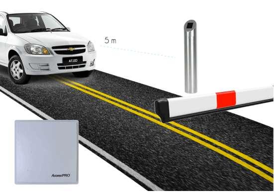 Barreras Vehiculares para Control de Acceso en Estacionamientos en Ixtapa Zihuatanejo, Guerrero (Venta, Instalación y Mantenimiento)
