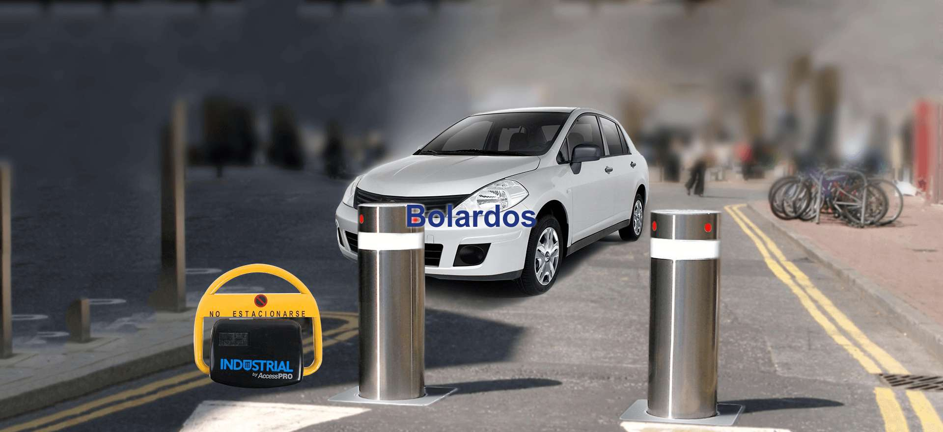 Pilonas y Bolardos Vehiculares en Lázaro Cárdenas, Michoacán e Ixtapa Zihuatanejo, Guerrero