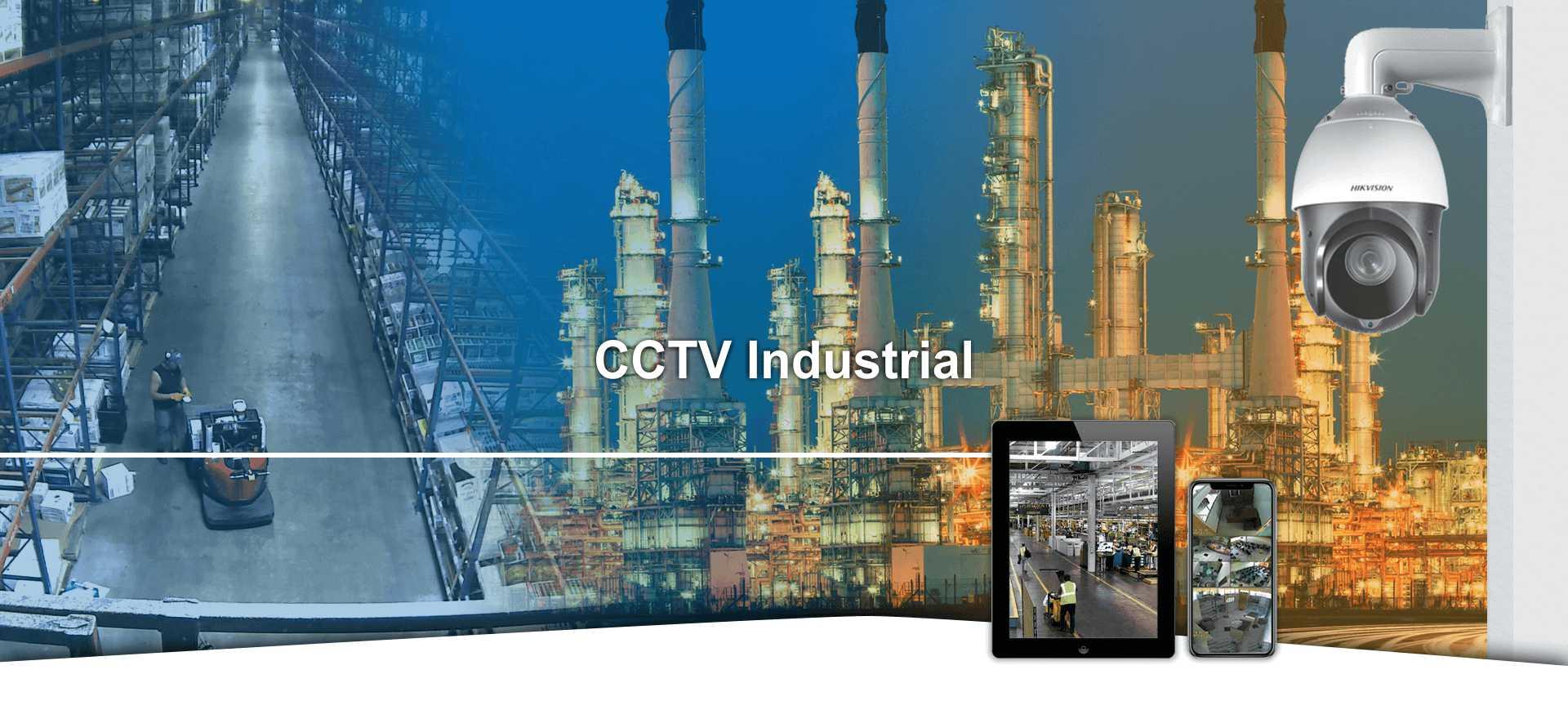 CCTV Industrial en Lázaro Cárdenas, Michoacán e Ixtapa Zihuatanejo, Guerrero