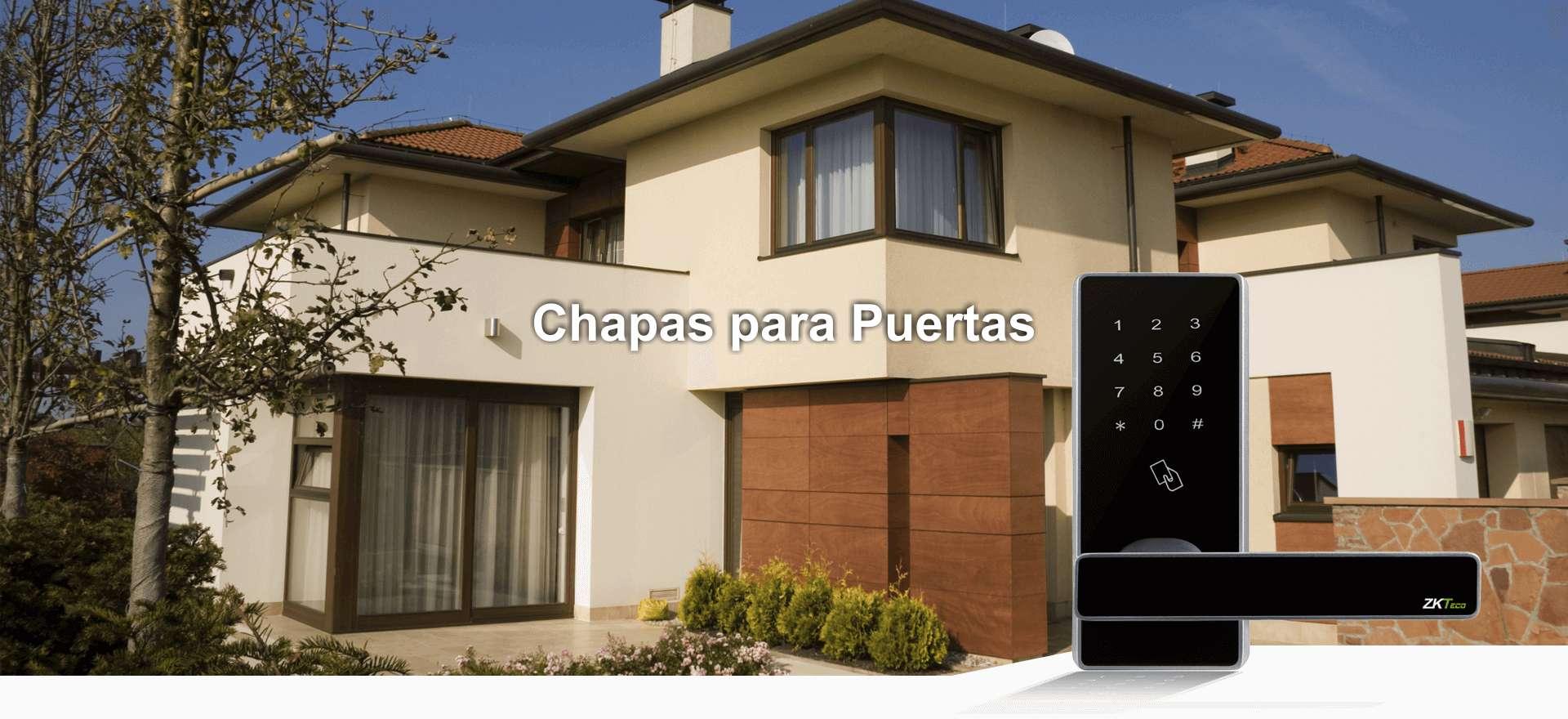 Chapas y Cerraduras Electrónicas para Puertas en Lázaro Cárdenas, Michoacán e Ixtapa Zihuatanejo, Guerrero