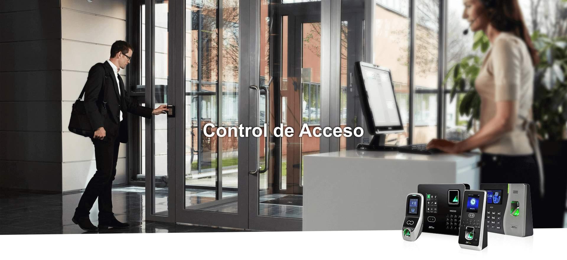 Control de Acceso en Lázaro Cárdenas, Michoacán e Ixtapa Zihuatanejo, Guerrero