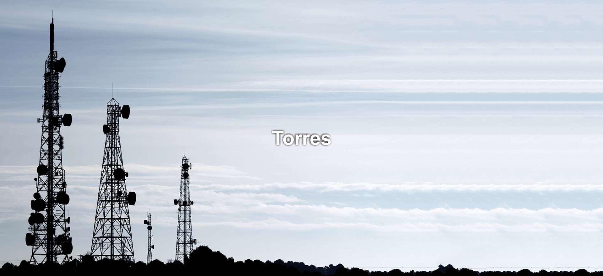 Venta e Instalación de Torres en Ixtapa Zihuatanejo, Guerrero y Lázaro Cárdenas, Michoacán